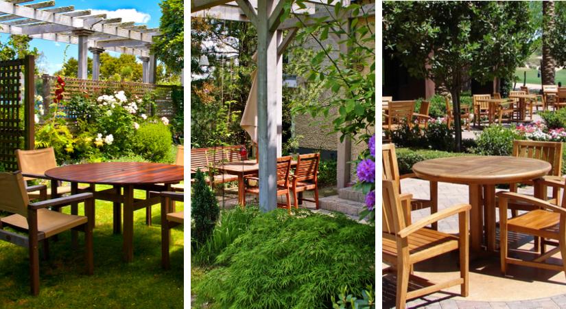Ontdek ons divers aanbod van loungesets en diningset