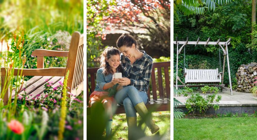 De voordelen van een tuinbankje van hout