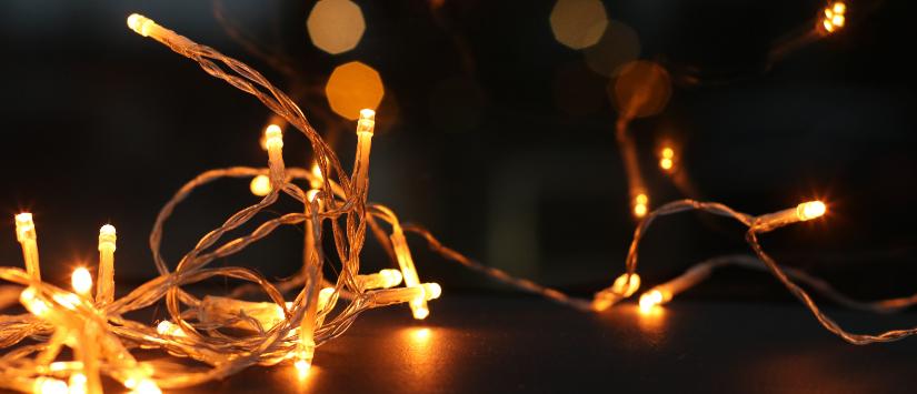 LED kerstverlichting of clusterverlichting kopen   bijSTOX